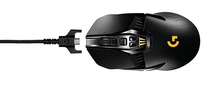 Logitech G900 Chaos Spectrum Gaming Maus (kabel & kabellos) für 89€ (statt 114€)