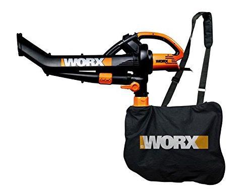 Knaller! Worx WG501E Laubsauger  & Bläser mit 3000W für 60€ (statt 214€)