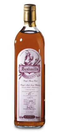 Bushmills Artist Reserve Irish Single Malt 0,7 Liter für 206,99€ (statt 296€)