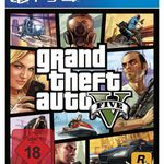 GTA 5 (PS4 & Xbox One) für 27,99€ (statt 34€)