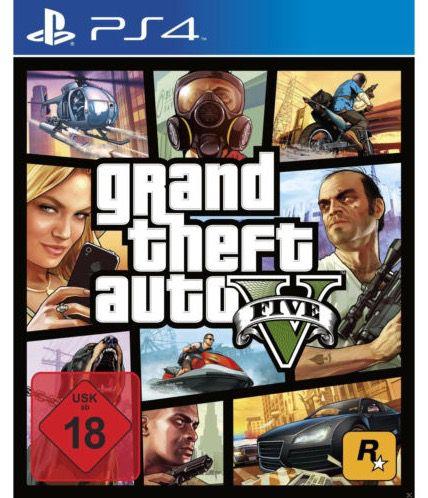 GTA 5 (PS4 & Xbox One) für 27€ (statt 36€)