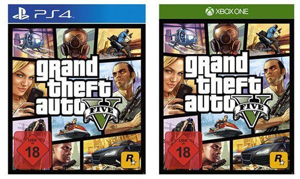 GTA 5 für PS4 und Xbox One nur 18€ (statt 25€)