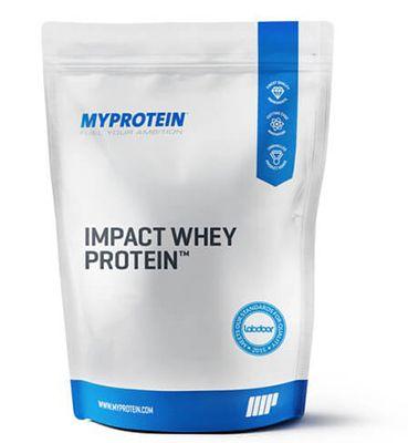 1kg Impact Whey Protein ab 9,99€ (statt 15€)
