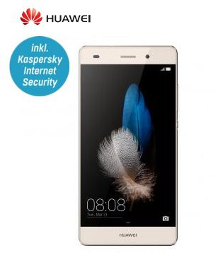Bildschirmfoto 2016 11 30 um 14.26.04 Huawei P8 Lite Dual Sim in Gold + Kaspersky Internet Security für 150,55€ (statt 179€)