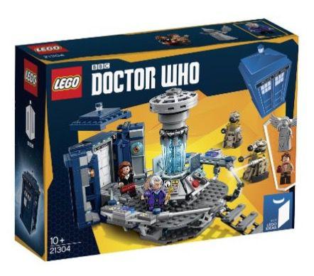 Bildschirmfoto 2016 11 30 um 15.53.21 Lego Doctor Who für 45,82€ (statt 60€)