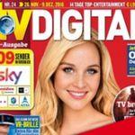 26 Ausgaben TV Digital XXL für effektiv 2,40€