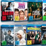 Saturn: 10 Blu-rays für nur 50€ – bis Mitternacht