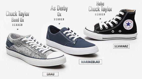 Bildschirmfoto 2016 12 27 um 09.22.47 Converse Sneaker Sale bei vente privee   z.B. Chuck Taylor Band Ox für 35€ (statt 56€)