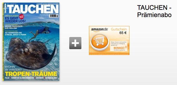 Bildschirmfoto 2017 01 09 um 15.01.14 Jahresabo Tauchen für effektive 9,40€ dank 65€ Gutscheinprämie