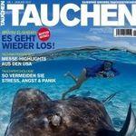 """Jahresabo """"Tauchen"""" für 74,40€ + 65€ Amazon Gutschein"""