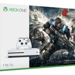 Xbox One S 1TB + Gears of War 4 + Doom + Fallout 4 für 279€ (statt 325€)