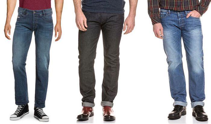 Bildschirmfoto 2017 01 19 um 13.00.55 Diesel Jeans Sale mit bis  50% bei eBay   z.B. Diesel Waykee Regular Straight Fit für 50€(statt 80€)