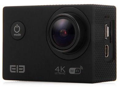 Elephone ELE Explorer 4K Action Cam mit WLAN für 41€