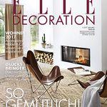 3 Ausgaben Elle Decoration nur 3€ durch 15€ Verrechnungscheck