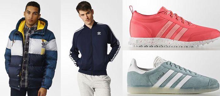 adidas Originals Outlet mit 25% Extra Rabatt + VSK frei ab 50€   z.B. adidas Gazelle Sneaker für 52€ (statt 70€)