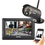 Switel HSIP 5000 – drahtloses Digital-HD-Überwachungssystem inkl. 1 Kamera für 179,95€ (statt 209€)