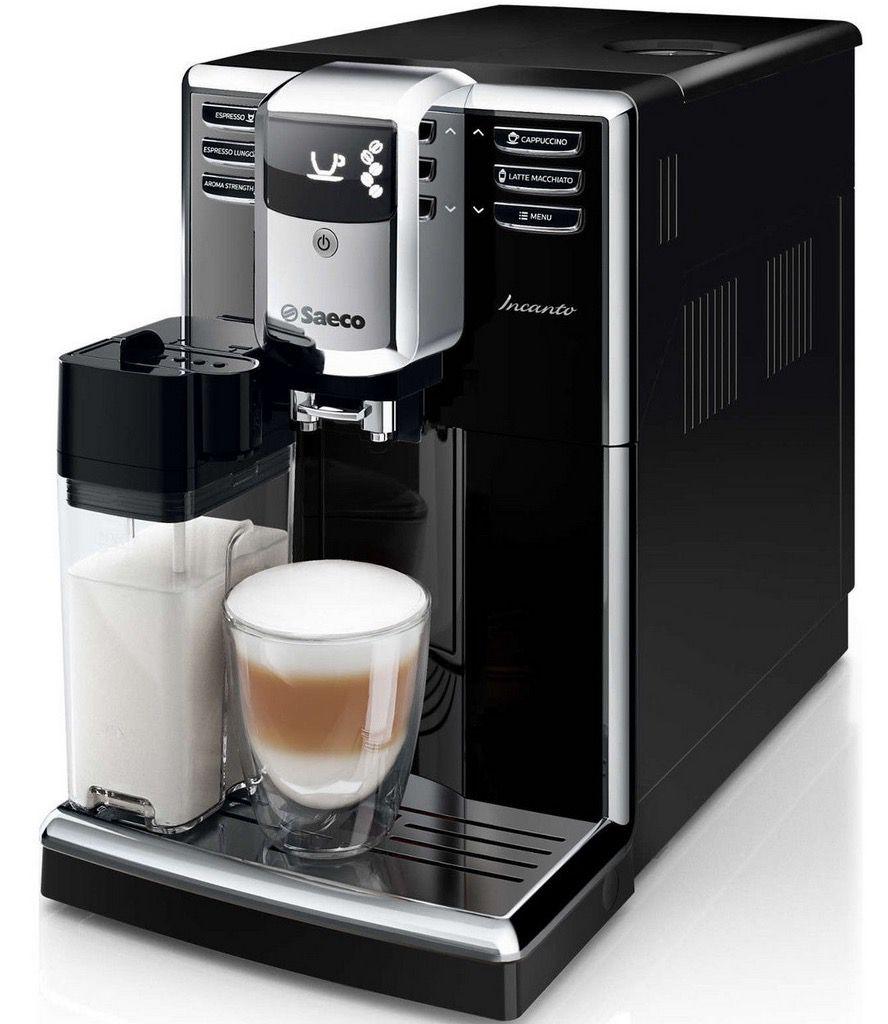 PHILIPS Saeco HD8918/21 Incanto Kaffeevollautomat (Kundenretouren) für 299€ (statt 536€)