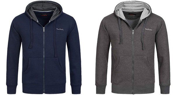 Pierre Cardin Full Zip Herren Sweatjacken für je 23,99€