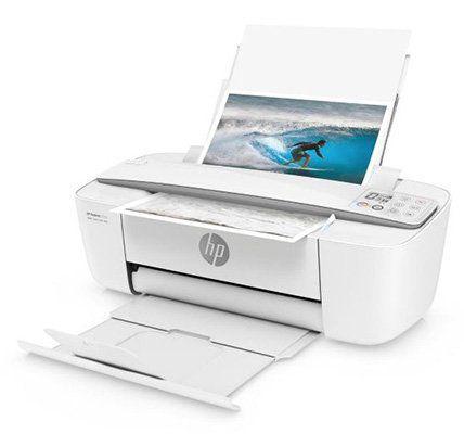 HP DeskJet 3720 Multifunktionsdrucker mit WLAN für 39,90€ (statt 50€)