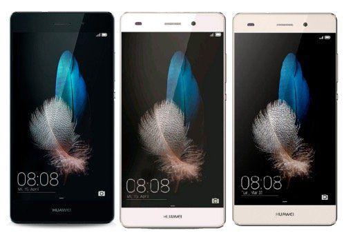 Huawei P8 Lite Dual Sim Smartphone für 99,99€ (statt 144€)   Demoware