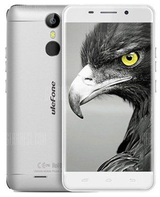 Ulefone Metal   5 Zoll LTE Smartphone mit Android 6 für 87,07€ (statt 100€)