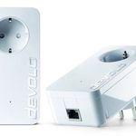 2er Pack devolo dLAN 1200+ Adapter (refurbished) für 79,90€ (statt 103€)