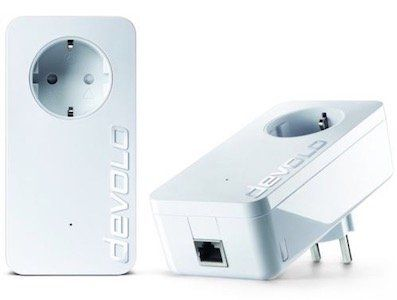 2er Pack devolo dLAN 1200+ Adapter für 75,90€ (statt 103€)