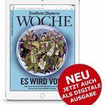 Frankfurter Allgemeine Woche digital 3 Wochen kostenlos testen – Kündigung notwendig!