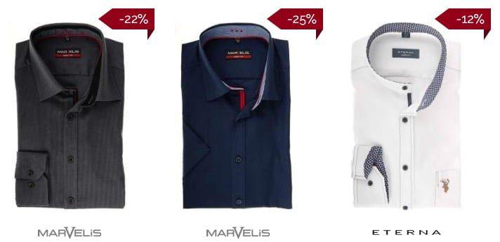 Hemden.de Sale mit 20% Extra Rabatt auf das gesamte Sortiment   auch Sale bis Mitternacht