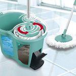 CLEANmaxx Power Wischmopp mit Eimer für 24,99€ (statt 30€)