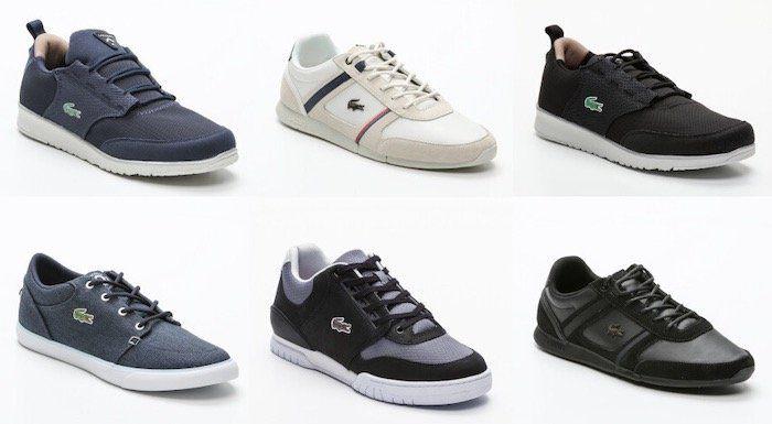 Lacoste Schuhe bei Veepee   z.B. Lacoste Bayliss Sneaker für 49,99€ (statt 72€)