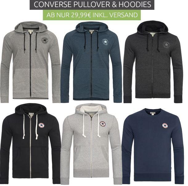 CONVERSE Pullover Hoodies Converse Herren Pullover & Sweater ab 29,99€
