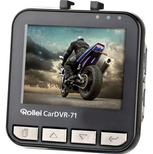 ROLLEI 40130 CarDVR 71   Car HD Camcorder für 20€ (statt 35€)