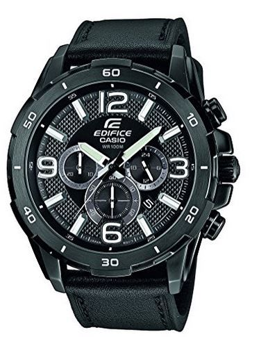 Casio Ed Casio XL Edifice Analog   Herren Armbanduhr für 79,11€