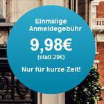 Drive Now – für Neukunden inkl. 30 Freiminuten für 19€ (statt 29€)