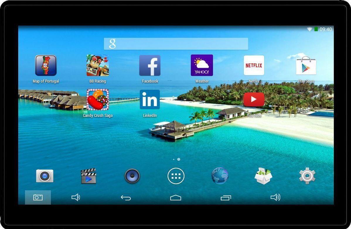Denver TAQ 10162 Android Tablet [B Ware] nur 39,90€