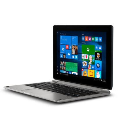 MEDION AKOYA E1239T   10 Zoll Convertible mit 2GB Ram 64GB Speicher für 199,99€