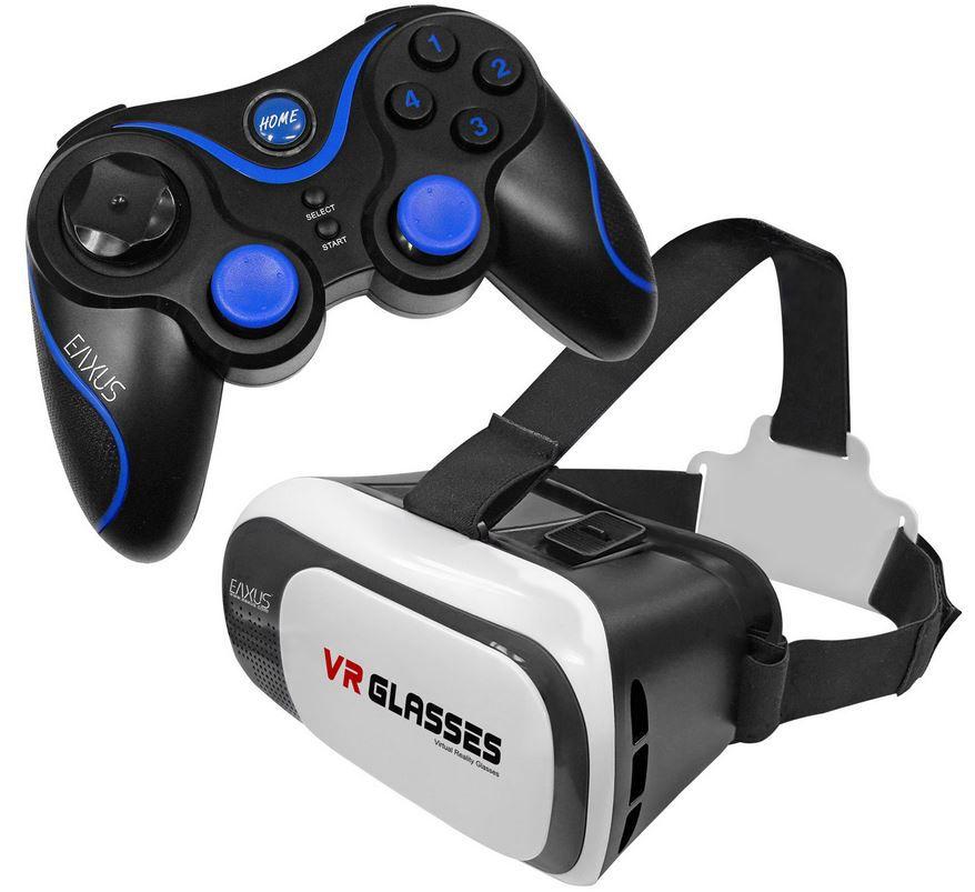 Eaxus passive Android 3D Brille mit Controller Eaxus passive Android 3D Brille mit Controller für 24,99€