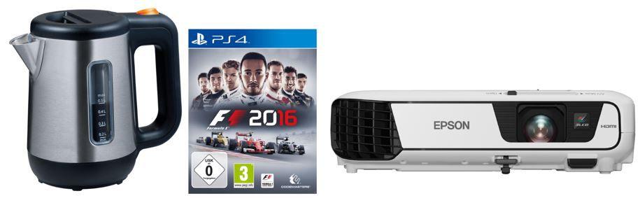 F1 2016 Saturn Online Offers vom Wochenende   z.B. F1 2016 (PS4/Xbox One) für 29,99€