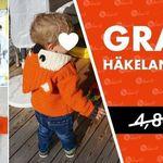 Häkelanleitung für eine Kinderjacke gratis