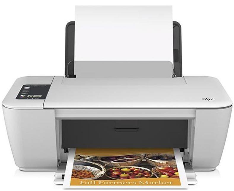 HP Deskjet 2544   All inOne Drucker (Scanner, Kopierer, WLan Drucker) für 46,99€