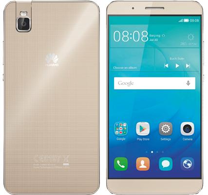HUAWEI ShotX 16 GB Gold Dual SIM 1 HUAWEI ShotX   16 GB Android 5,2 Zoll Smartphone für 149€ (statt 229€)