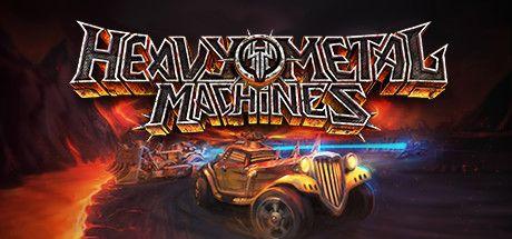 Heavy Metal Machines (Steam Key) gratis