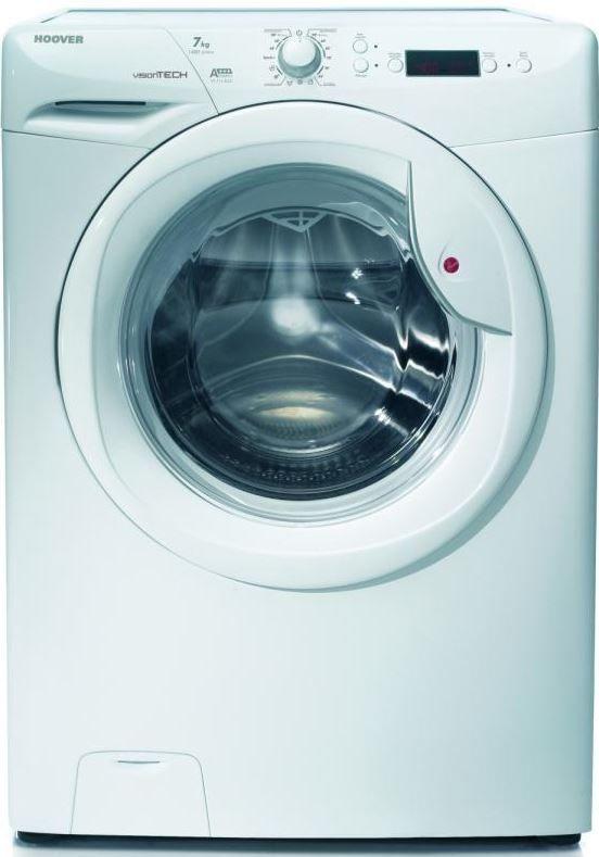 Hoover VT 714 D23 Waschmaschine Hoover VT 714 D23 Waschmaschine mit 7kg Fassungsvermögen für nur 259,90€ (statt 308€)