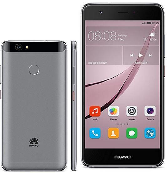 Huawei 51090UAW nova Huawei 51090UAW nova Android Smartphone + Vodafone 50Min./SMS + 1GB für 14,99€ mtl.