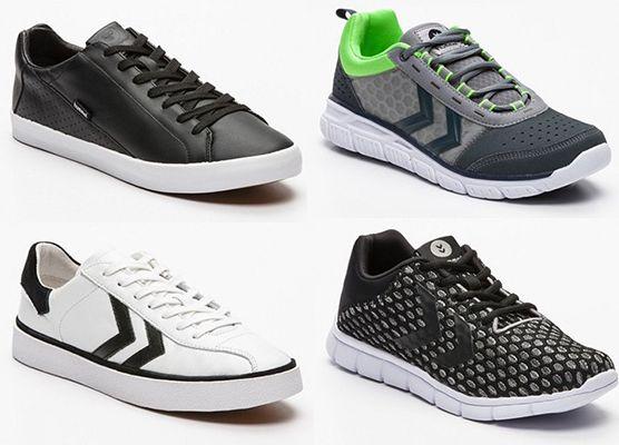 Hummel Sale für Damen und Herren bei vente privee   z.B. Hummel Effectus Sneaker für 35€ (statt 59€)