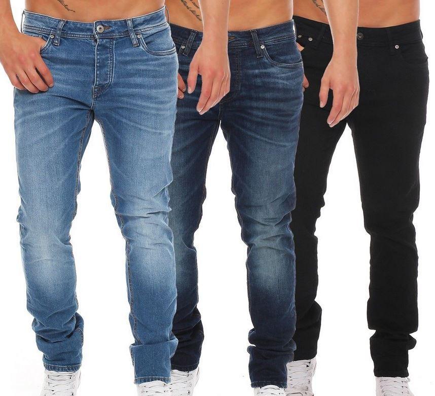 Jack und Jones Tim Originals JACK & JONES Tim Originals   Herren Jeans in 4 Farben für je 39,90€