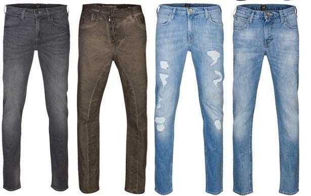 Jeans Tagesangebot Jeans & Hosen Ausverkauf bei Outlet46   z.B.  Lee Hosen schon ab 4,99€