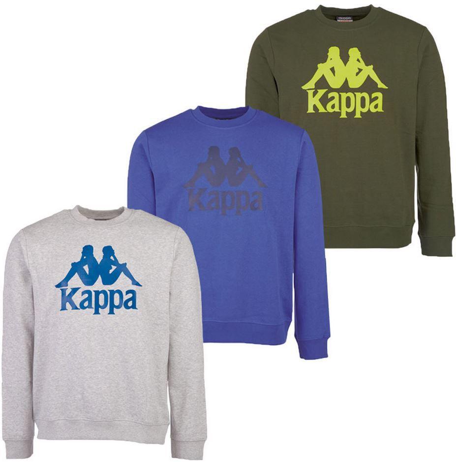 Kappa Sertum   Herren Sweatshirt Pullover für je 15,99€