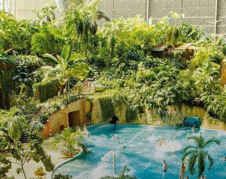 Tropical Islands Ubernachtung 4 Holiday Inn Berlin